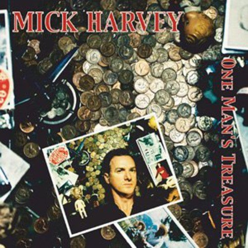 Mick Harvey One Mans Treasure Import Gbr Incl. Booklet