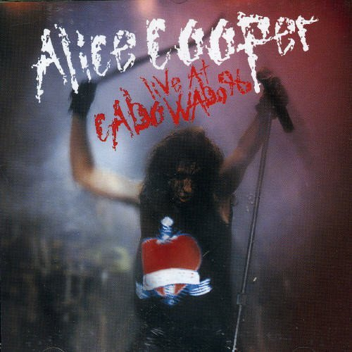 Alice Cooper Live At Cabo Wabo '96 Import Gbr