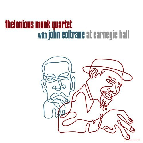 Monk Coltrane Live At Carnegie Hall