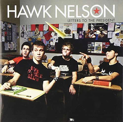 Hawk Nelson Letters To The President Deluxe Ed. Enhanced CD