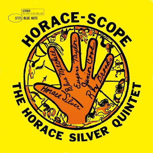 Horace Silver Horace Scope Remastered Rudy Van Gelder Editions