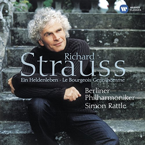 Sir Simon Rattle Strauss Ein Heldenleben Rattle Berlin Phil