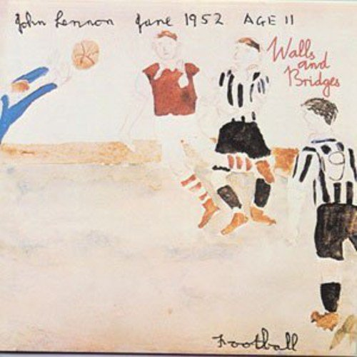 John Lennon Walls & Bridges Import Can