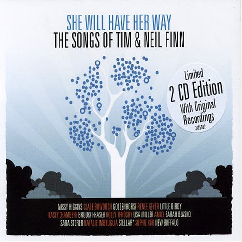 Tim & Neil Finn She Will Have Her Way The Song Import Aus 2 CD Set