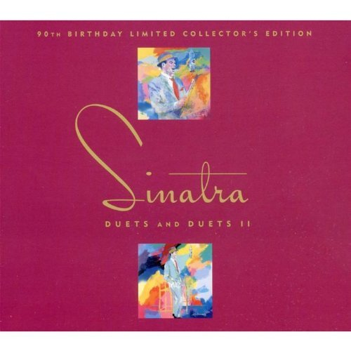 Frank Sinatra Duets Duets Ii 90th Birthday Lmtd Ed. 2 CD