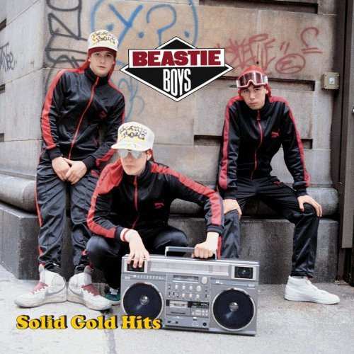 Beastie Boys Solid Gold Hits Explicit Version Digipak