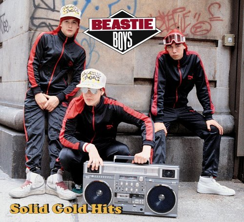 Beastie Boys Solid Gold Hits Clean Version Digipak