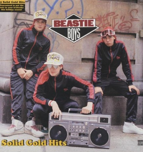 Beastie Boys Solid Gold Hits Explicit Version 2 Lp