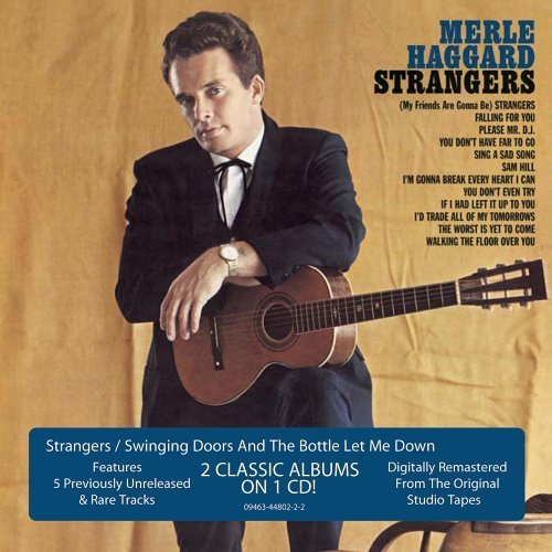 Merle Haggard Stranger Swinging Doors Remastered 2 On 1