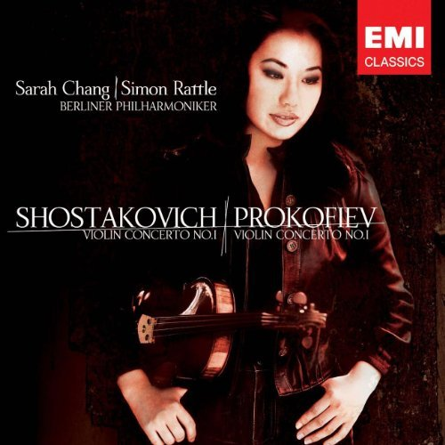 Sarah Chang Shostakovich Violin Cto. No.1 Chang*sarah (vn) Rattle Berlin Phil