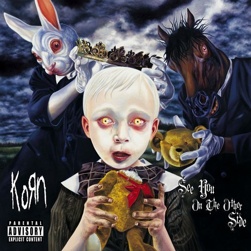 Korn See You On The Other Side Explicit Version Deluxe Ed. 2 CD