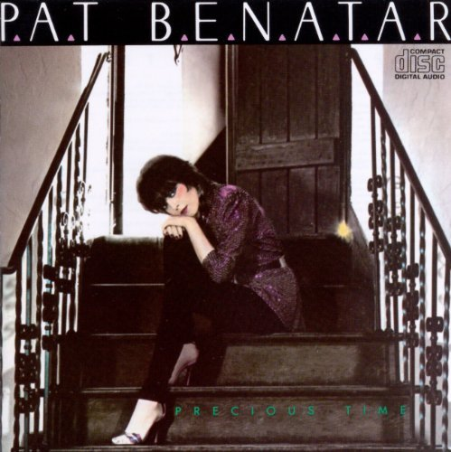 Pat Benatar Precious Time Remastered