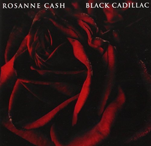 Rosanne Cash Black Cadillac Enhanced CD