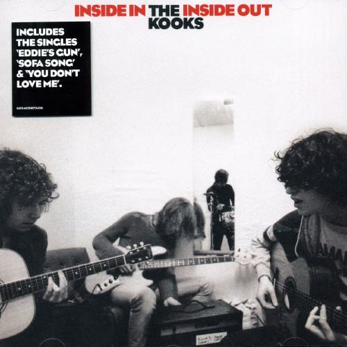 Kooks Inside In Inside Out Import Eu