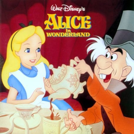 Alice In Wonderland Soundtrack Import Gbr