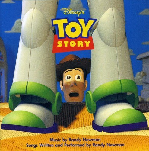 Toy Story Soundtrack Import Eu