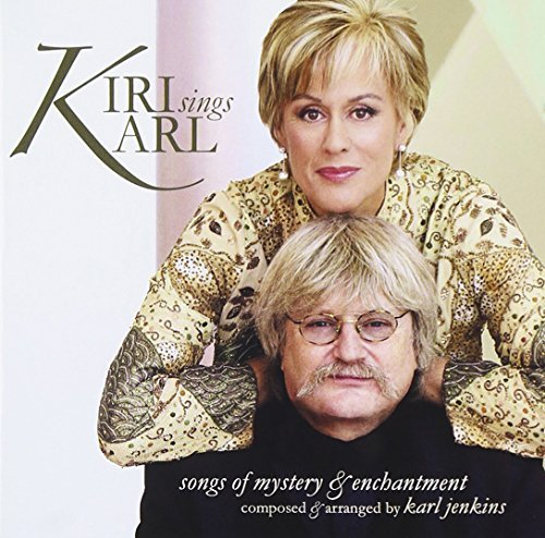 Te Kanawa Jenkins Kiri Sings Karl Songs Of Myst