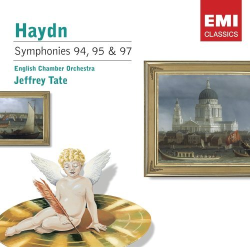 J. Haydn Sym 94 95 97 Tate English Co