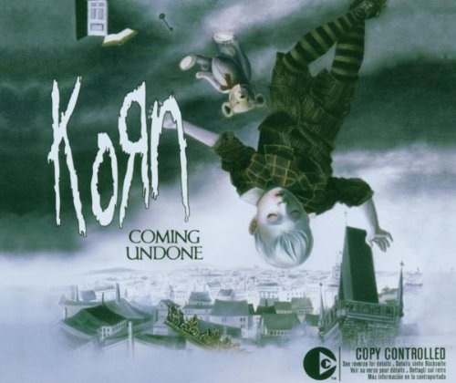 Korn Coming Undone Import Aus