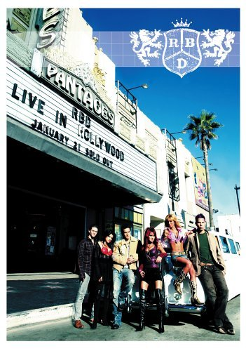 Rbd Rbd Live In Hollywood