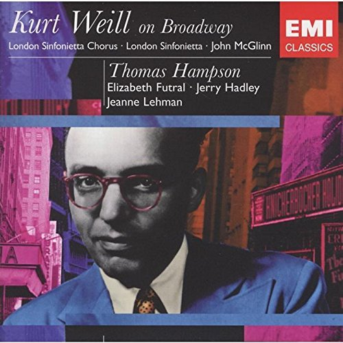 Thomas Hampson Kurt Weill On Broadway