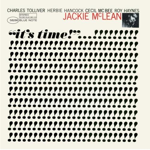 Jackie Mclean It's Time Connoisseur