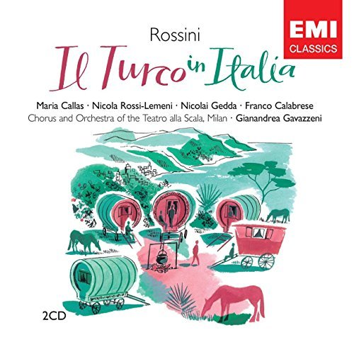 G. Rossini Il Turco In Italia 2 CD Set