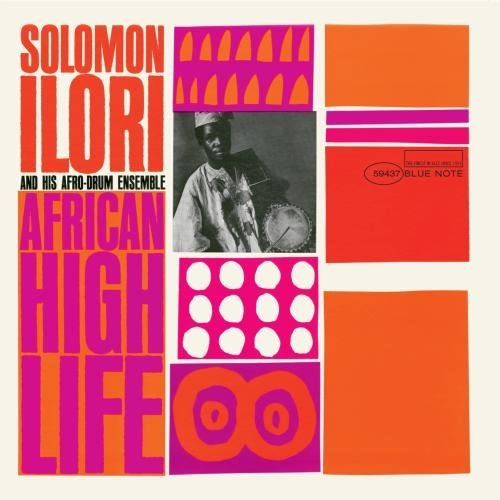 Solomon Ilori African High Life Incl. Bonus Tracks Connoisseur