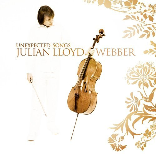 Julian Lloyd Webber Unexpected Songs Lloyd Webber (vc) Finch (hp)