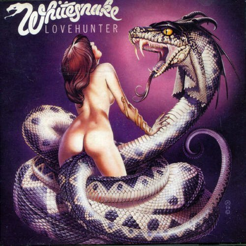 Whitesnake Love Hunter Import Eu Remastered