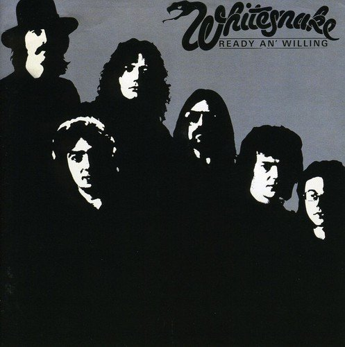 Whitesnake Ready An' Willing Import Eu Remastered
