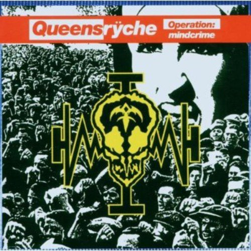 Queensryche Operation Mindcrime 2 CD Set
