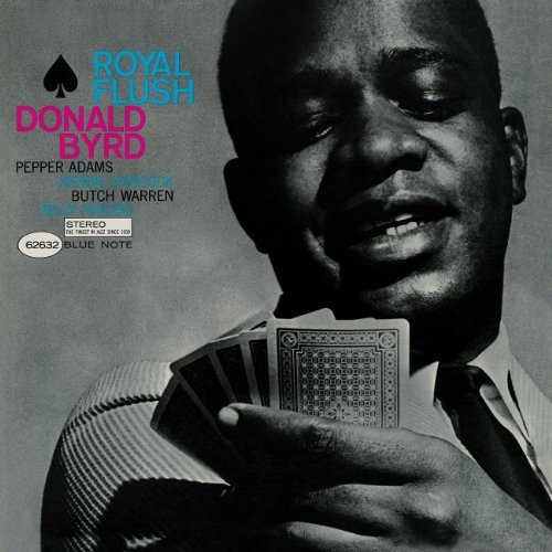 Donald Byrd Royal Flush Remastered Rudy Van Gelder Editions