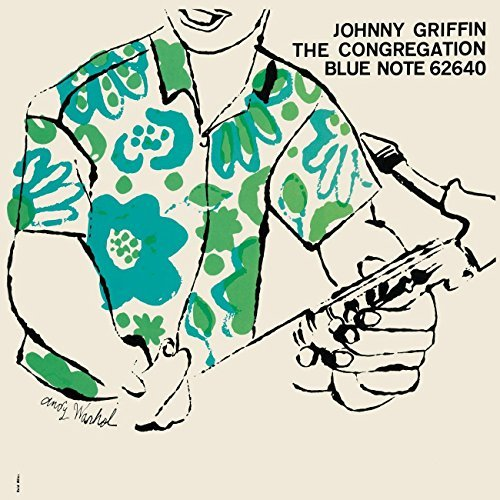 Griffin Johnny Congregation Remastered Incl. Bonus Track Rudy Van Gelder Editions