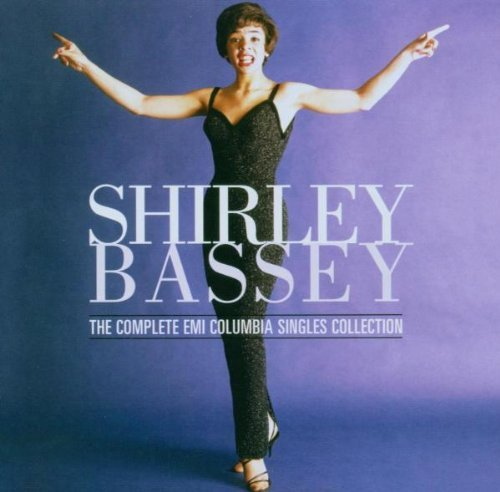 Shirley Bassey Complete Emi Columbia Singles Import Gbr 2 CD Set