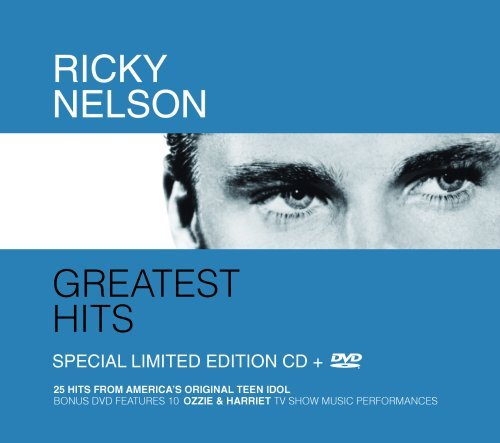 Ricky Nelson Greatest Hits Lmtd Ed. Incl. DVD