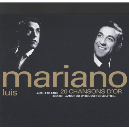 Luis Mariano 20 Chansons D'or Import Eu