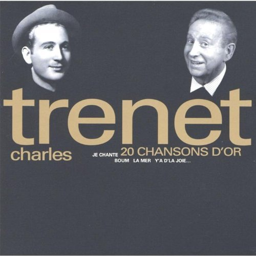 Charles Trenet 20 Chansons D'or Import Eu