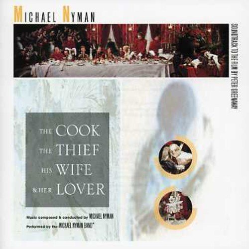 Michael Nyman Cook The Thief His Wife & Her Import Gbr