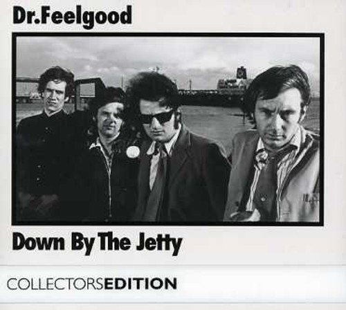 Dr. Feelgood Down By The Jetty Import Gbr Coll. Ed. 2 CD Set W Booklet