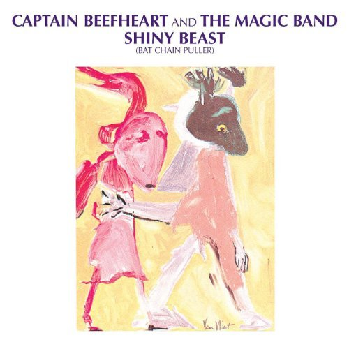Captain Beefheart Shiny Beast (bat Chain Puller) Import Gbr