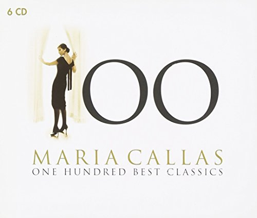 Maria Callas 100 Best Classics 6 CD