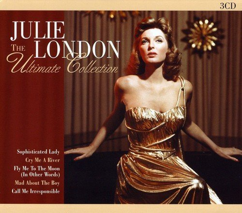Julie London Ultimate Collection Import Aus 3 CD Set