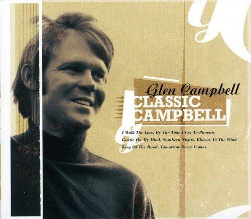 Glen Campbell Classic Campbell Import Gbr 3 CD S Et
