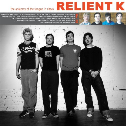 Relient K Anatomy Of Gold Ed.