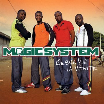 Magic System Cessa Kie La Verite Incl. Bonus Tracks