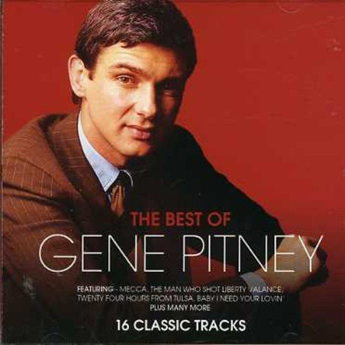 Gene Pitney Best Of Gene Pitney Import Aus