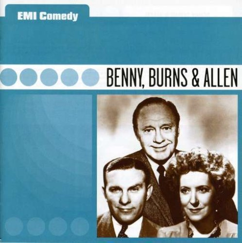 Benny Burns & Allen Emi Comedy Import Gbr