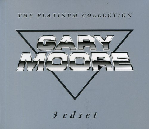 Moore Gary Platinum Collection Import Eu 3 CD Set