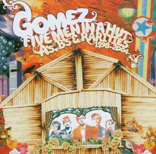 Gomez Five Men In A Hut (singles 199 2 CD Set